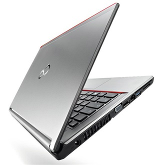 "Fujitsu Lifebook E736 notebook 13,3"" FullHD Core i5-6200U 8GB 256GB SSD no OS"
