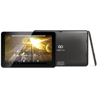 "GOCLEVER Aries 101 v2 10.1"" 8GB 3G tablet fekete"