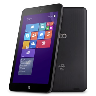 "GOCLEVER INSIGNIA 800 WIN 8"" 16GB 3G tablet fekete"