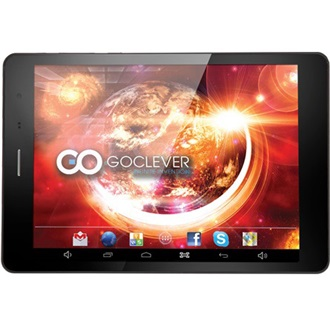"GOCLEVER INSIGNIA 800M 8"" 8GB 3G tablet fekete"