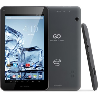 "GOCLEVER Insignia 700 Pro 7"" 8GB tablet fekete"