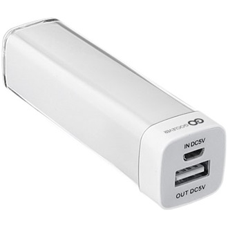 GOCLEVER PowerPack 2000 5V 2000mAh powerbank