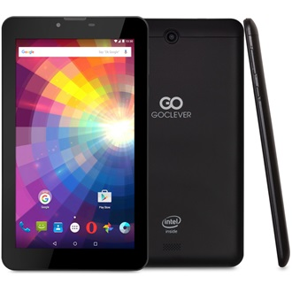 "GOCLEVER Quantum 700 Mobile Pro 7"" 8GB 3G Dual SIM tablet fekete"