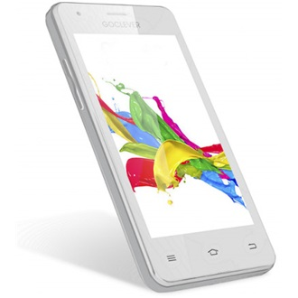 GOCLEVER Quantum 400 Colour Concept 4GB Dual SIM okostelefon multi-colour