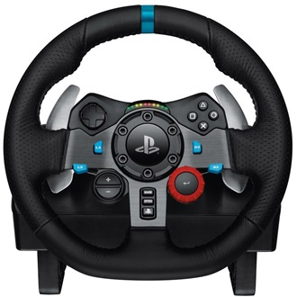 Logitech G29 Driving Force Racing Wheel USB kormány