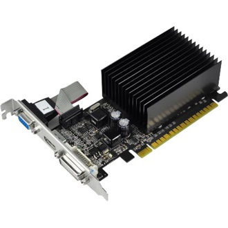 Gainward GeForce 210 512MB GDDR3 32bit low profile grafikus kártya