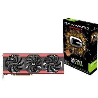 Gainward GeForce GTX 980 Ti Phoenix Golden Sample 6GB GDDR5 384bit grafikus kártya