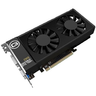 Gainward GeForce GTX 750 Ti Golden Sample 2GB GDDR5 128bit grafikus kártya