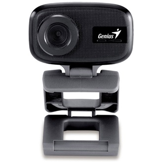 Genius FaceCam 321 0,3MP webkamera fekete