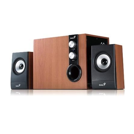 Genius SW-HF1205 2.1 hangszóró fekete