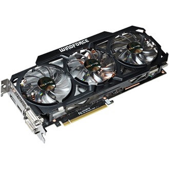 GIGABYTE Geforce GTX760 OC 4GB GDDR5 256bit PCI-E x16