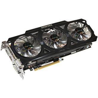 GIGABYTE Geforce GTX760 OC 2GB GDDR5 256bit PCI-E x16