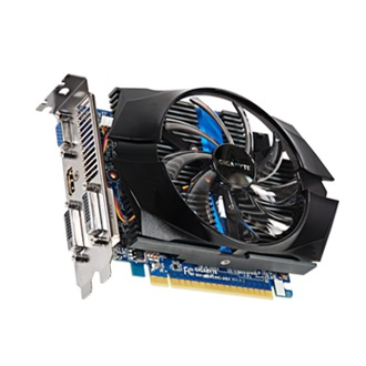 GIGABYTE Geforce GTX650 OC 2GB GDDR5 128bit PCI-E x16