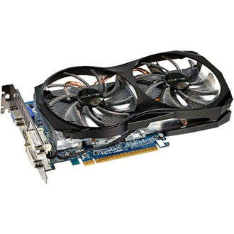GIGABYTE Geforce GTX650 WindForce2 1GB GDDR5 128bit PCI-E x16