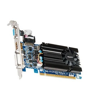 Gigabyte GeForce GT 610 1GB GDDR3 64bit low profile PCI-E x16