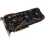 Gigabyte GeForce GTX 1080 WindForce3 OC 8GB GDDR5X 256bit grafikus kártya