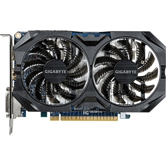 Gigabyte GeForce GTX 750 Ti WindForce2 OC 4GB GDDR5 128bit grafikus kártya