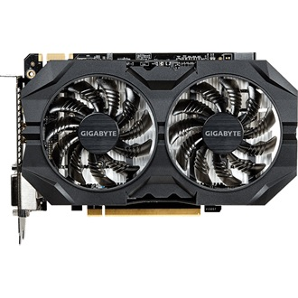 Gigabyte GeForce GTX 950 WindForce2 OC 2GB GDDR5 128bit grafikus kártya