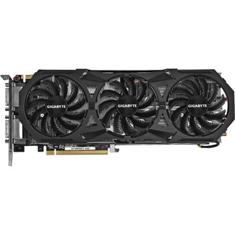 Gigabyte GeForce GTX 980 WindForce3 4GB GDDR5 256bit grafikus kártya