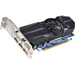 Gigabyte GeForce GTX 750 Ti OC 2GB GDDR5 128bit low profile grafikus kártya