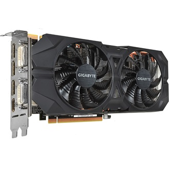 Gigabyte GeForce GTX 960 WindForce2 OC 2GB GDDR5 128bit grafikus kártya