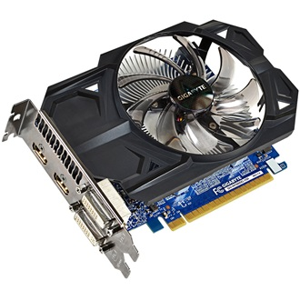 Gigabyte GeForce GTX 750 OC 1GB GDDR5 128bit PCI-E x16