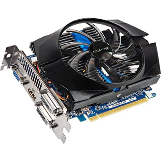 Gigabyte Geforce GTX650 OC 4GB GDDR5 128bit PCI-E x16