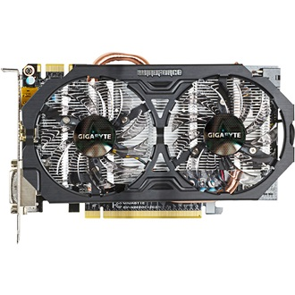 Gigabyte GeForce GTX 660 OC 3GB GDDR5 192bit PCI-E x16