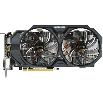 Gigabyte Geforce GTX760 WindForce2 2GB GDDR5 256bit PCI-E x16