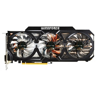 Gigabyte Geforce GTX780 WindForce3 3GB GDDR5 384bit PCI-E x16