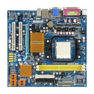 Gigabyte MA74GM-S2H alaplap (sAM2/AM2+)