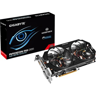 Gigabyte Radeon R9 285 WindForce2 2GB GDDR5 256bit PCI-E x16