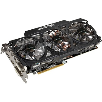 Gigabyte Radeon R9 290X WindForce3 4GB GDDR5 512bit PCI-E x16