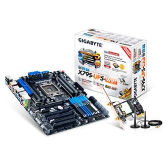 GIGABYTE GA-X79S-UP5-WIFI desktop alaplap