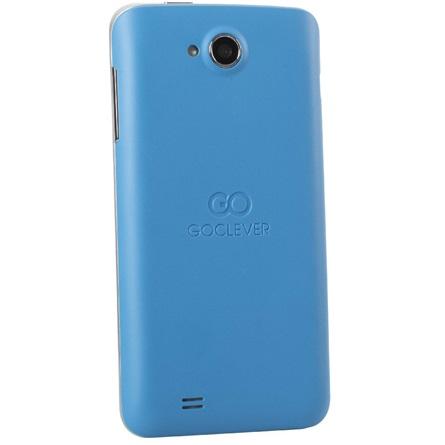 GOCLEVER Quantum 4 okostelefon hátlap kék