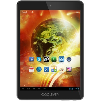 "GOCLEVER Quantum 785 7.85"" 8GB tablet fekete"