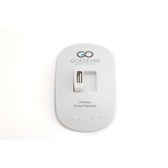 GOCLEVER GCR01 portable WI-FI router