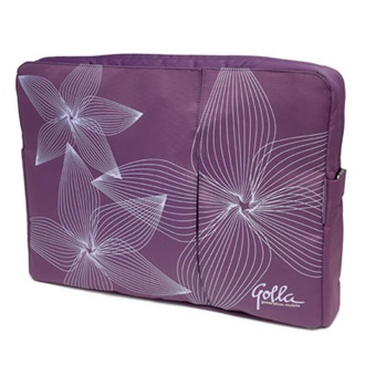 "Golla JADE Slim 13"" notebook táska, purple, 2010"