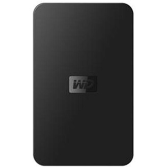 "Western Digital Elements 750GB USB3.0 2,5"" HDD fekete"