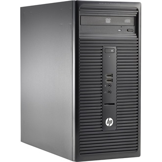 HP280G2MT Intel P G4400, 4GB, 500GB, UMA, 1Y+2YCp, WIN10PRO