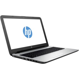 "HP 15-AC105NH 15.6"" HD, Core i3-5005U 2 GHz, 4GB, 1TB HDD, AMD Radeon R5 M330, fehérezüst"