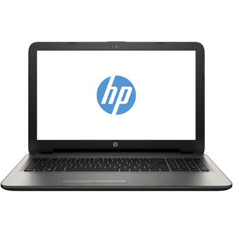 HP 15-AC126NH, 15.6 FHD AG, Core i7-5500U, 8GB, 1TB, AMD R5M330 2GB, DOS, turbo ezüst