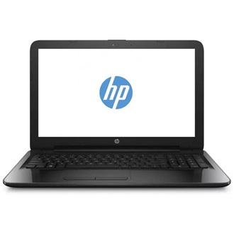 HP 15-BS024NH notebook fekete