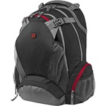HP Full Featured Backpack 17,3 notebook hátizsák fekete
