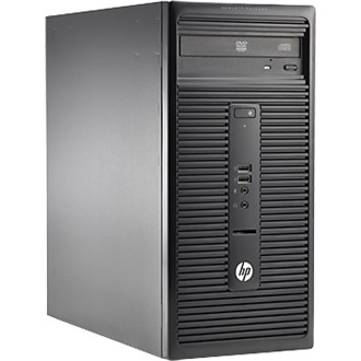 HP 280G1 MT G3250 500G 4.0G 50 PC  Intel Pentium G3250 3.2G 3M, 500GB HDD 7200 SATA,  DVD+/-RW, 4GB DDR3-1600 (sng ch),