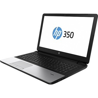 "HP 350 G2 15.6"" HD Core i3-5010U 2.1GHz, 4GB, 500GB, Win 8.1"
