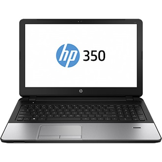 HP 350 G2 notebook fekete