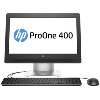 "HP All in One PC HP ProOne 400 G2, 20""HD, Core i5-6500T 2,5GHz, 8GB, 1TB, Win 7/10 Pro"
