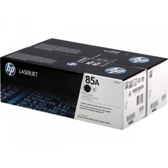 HP CE285AD duo-pack fekete toner