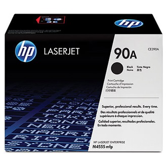 HP CE390A toner fekete